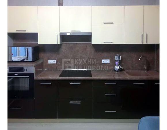 Маленький кухонный гарнитур длиной 3 метра
