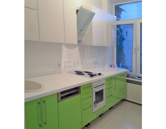 Маленький кухонный гарнитур длиной 3,5 метра